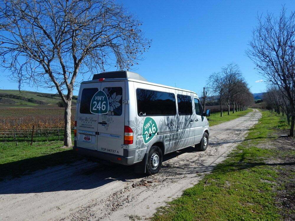 Hwy 246 Wine & Brew Tours