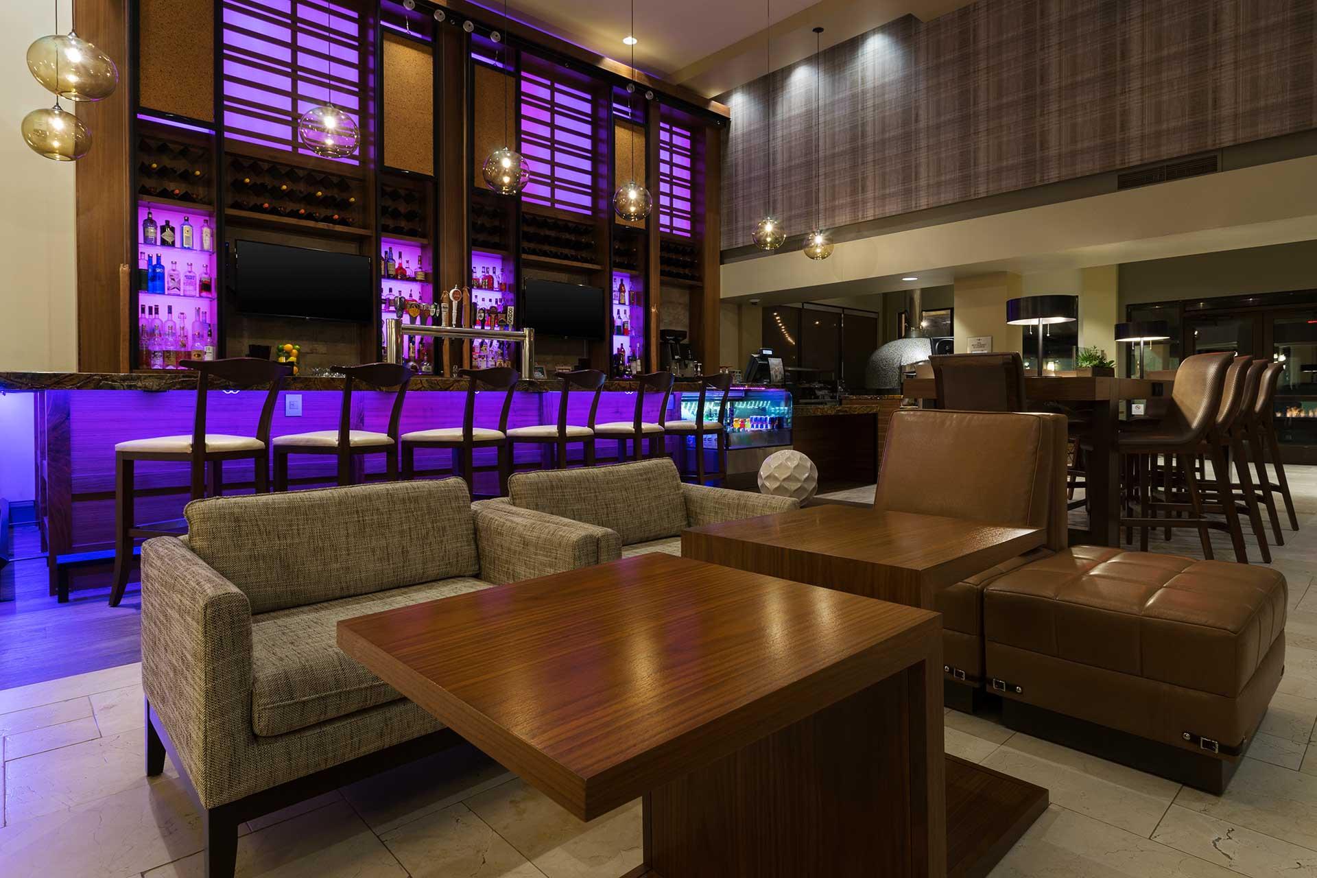 555 Lounge & Bar at the Santa Ynez Valley Marriott