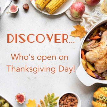 Buellton Thanksgiving