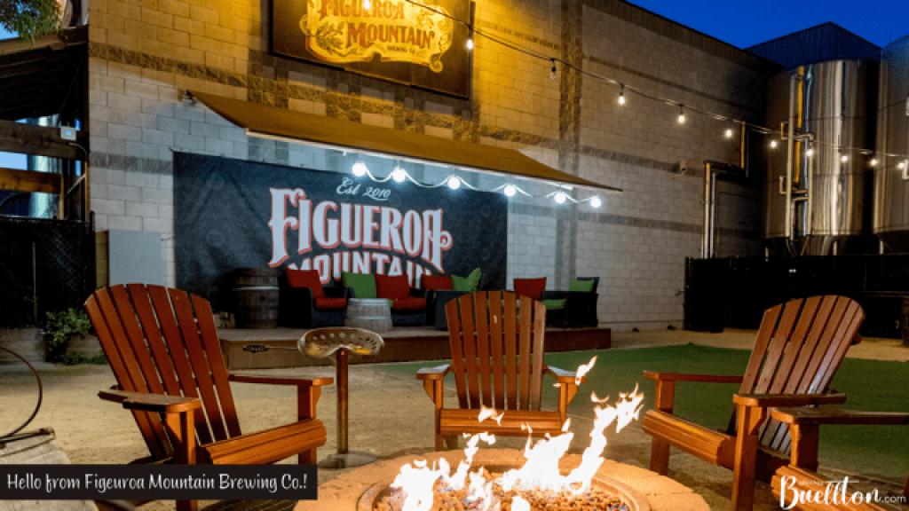 Figueroa Mountain Brewing Co. Virtual Background - Buellton, CA