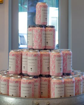 Margerum Rose Cans