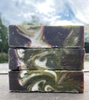 Pork Palace Rosemary Lavender Soap