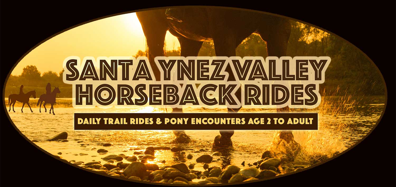 Santa Ynez Valley Horseback Rides