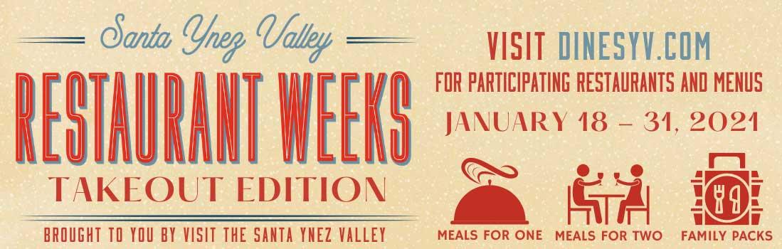 Restaurant Weeks Dine SYV